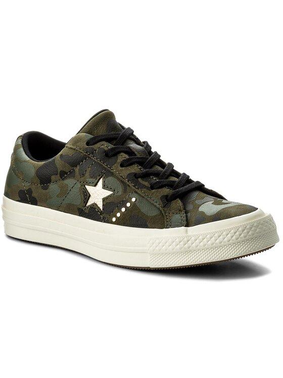 Converse Scarpe sportive One Star Ox 159703C Verde