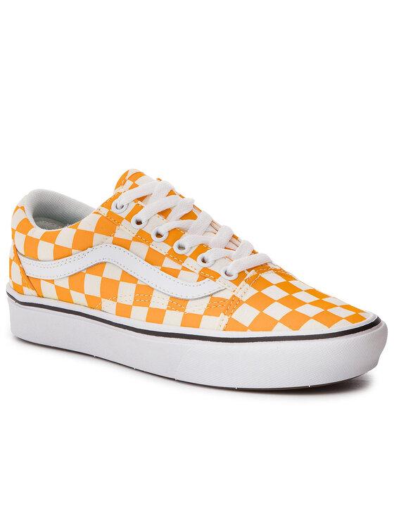 Vans Vans Sneakers aus Stoff Comfycush Old Sko VN0A3WMAVNC1 Orange
