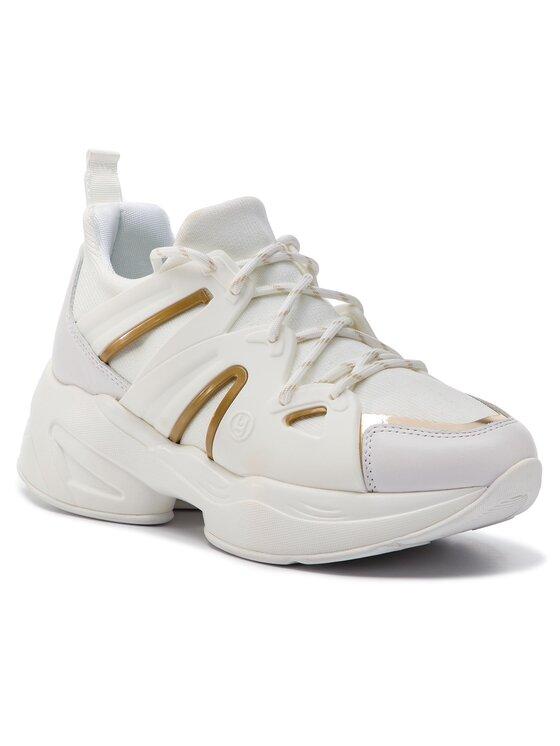 Liu Jo Liu Jo Sneakersy Jog 07 B19037 TX038 Biela