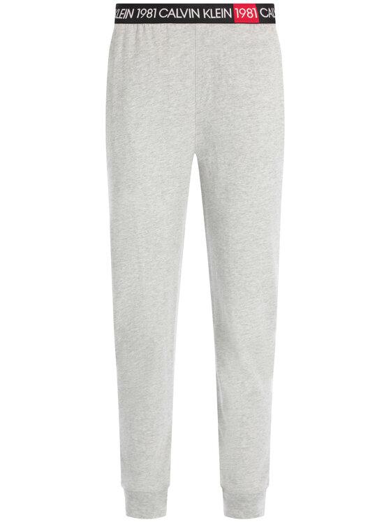 Calvin Klein Underwear Calvin Klein Underwear Παντελόνι φόρμας 000QS6311E Γκρι Regular Fit