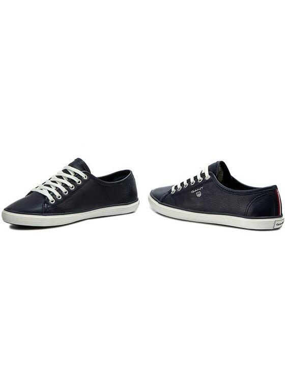 Gant Gant Πάνινα παπούτσια New Haven 12531063 Σκούρο μπλε