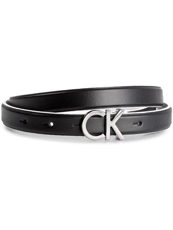 Calvin Klein Calvin Klein Дамски колан Seasonal Bombe Belt K60K604154 85 Черен