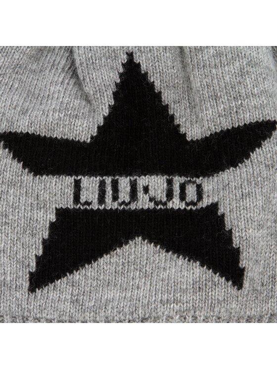 Liu Jo Liu Jo Σκούφος Capello Stella Log A68257 M0300 Γκρι