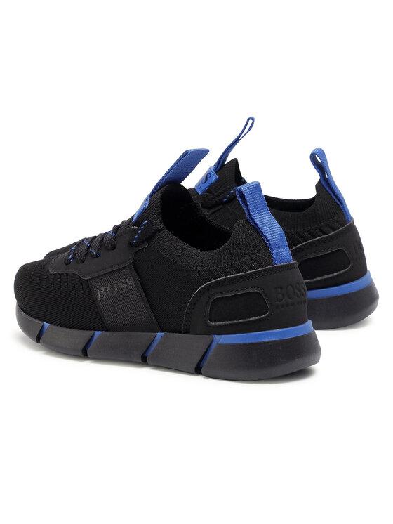 Boss Boss Sneakersy J29217 D Czarny