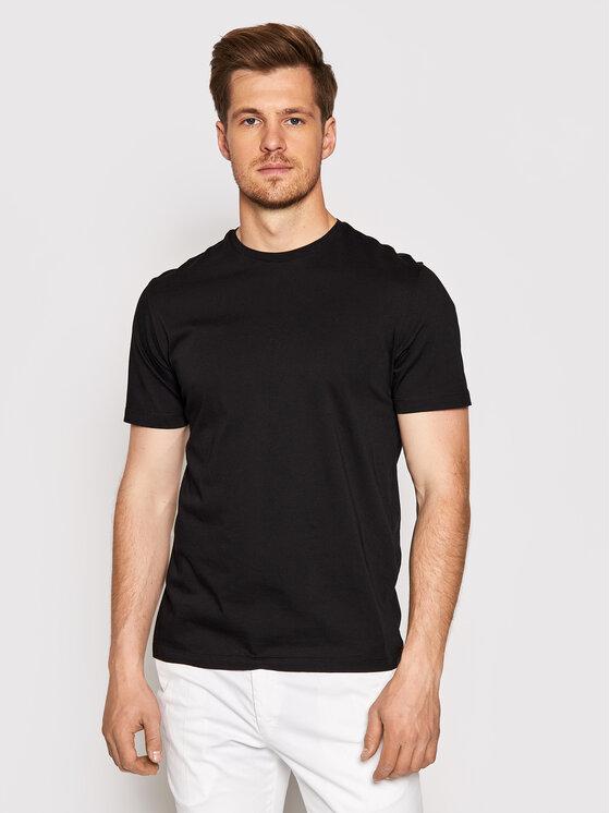 Baldessarini Marškinėliai B4 20006/000/5015 Juoda Regular Fit