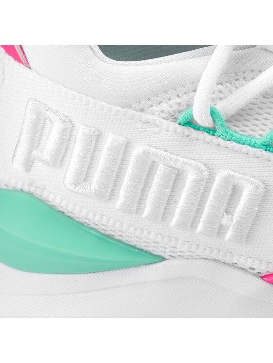 Puma Puma Sneakersy Muse Maia Street 1 Wn's 367355 02 Bílá