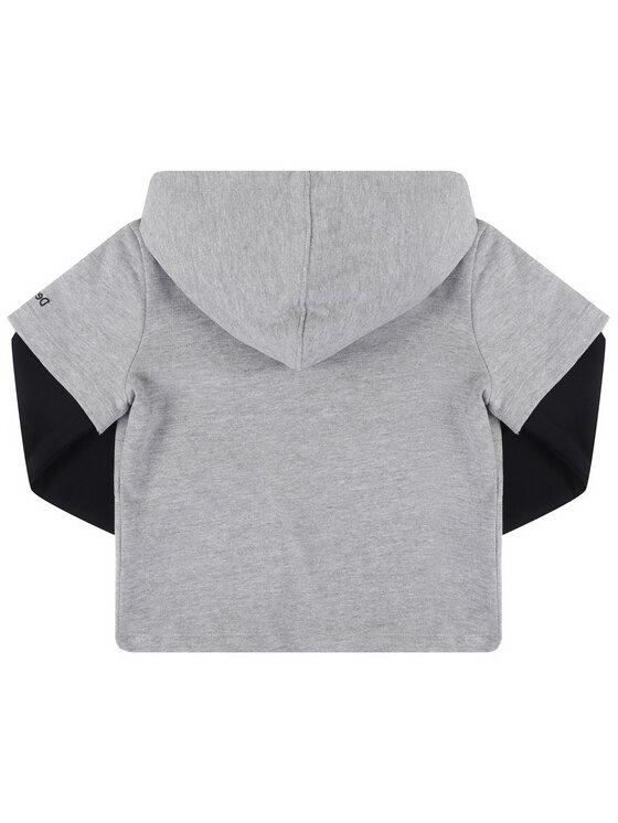 Desigual Desigual Bluza Moore 20SBSK05 Szary Regular Fit