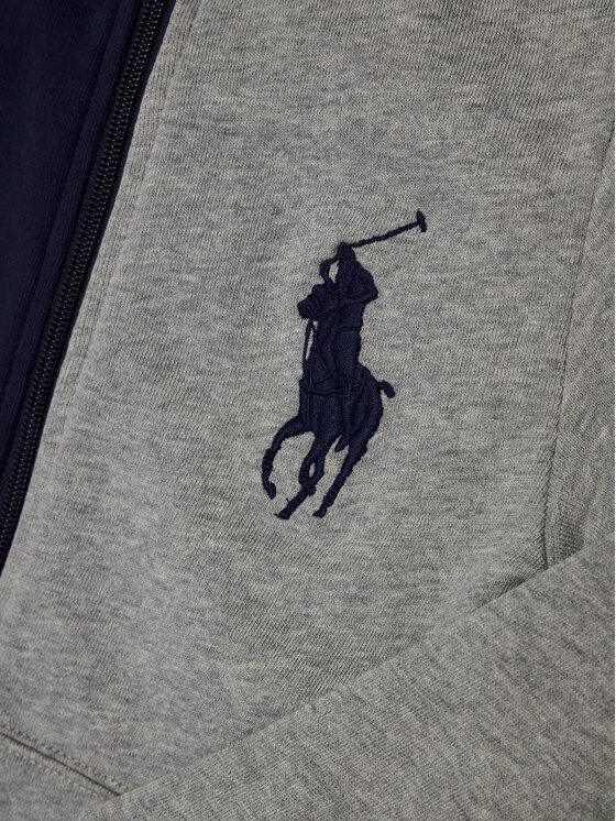 Polo Ralph Lauren Polo Ralph Lauren Bluza Summer II 322786436001 Granatowy Regular Fit