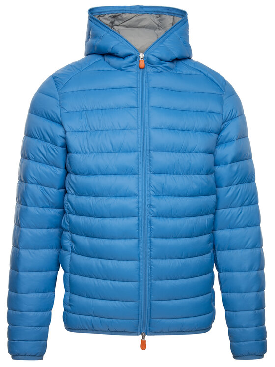 Save The Duck Save The Duck Daunenjacke D3065M GIGA9 Blau Regular Fit