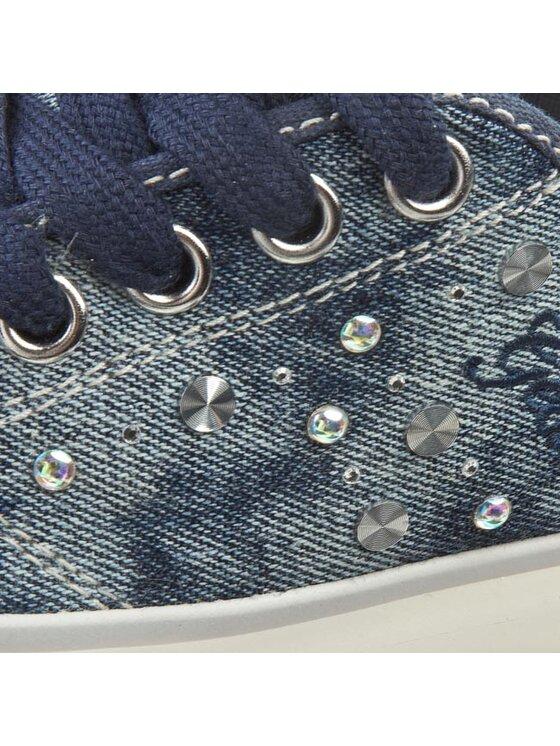 Geox Geox Félcipő J Ciak G. K J5204K 00013 C4001 Kék