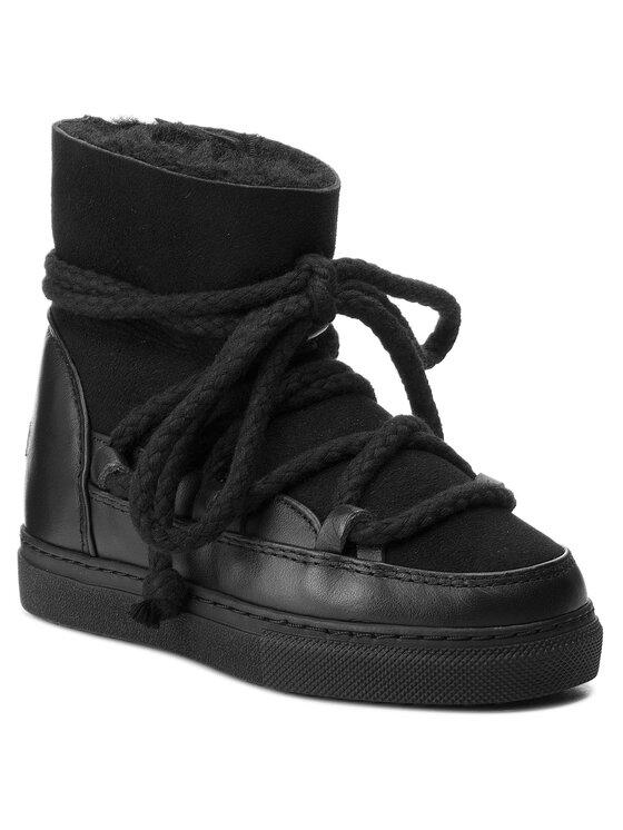 Inuikii Batai Sneaker Classic 60202-1 Juoda