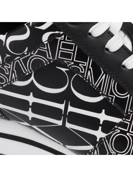 MICHAEL Michael Kors MICHAEL Michael Kors Sneakers Billie Trainer 43T9BIFS1W Nero