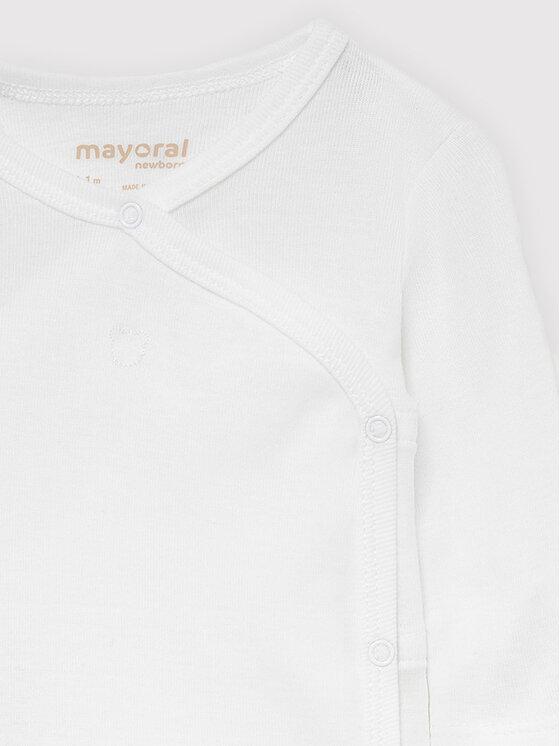 Mayoral Mayoral Body dziecięce 2796 Biały Regular Fit