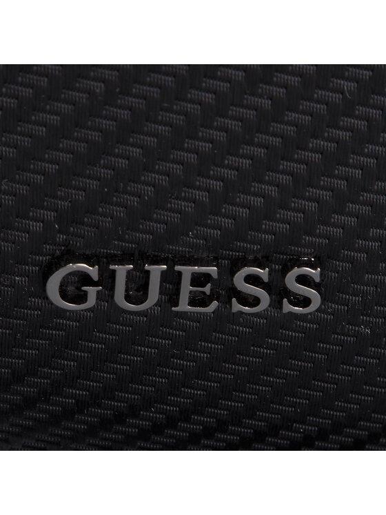 Guess Guess Torba na laptopa Global Functional HM6668 POL92 Czarny