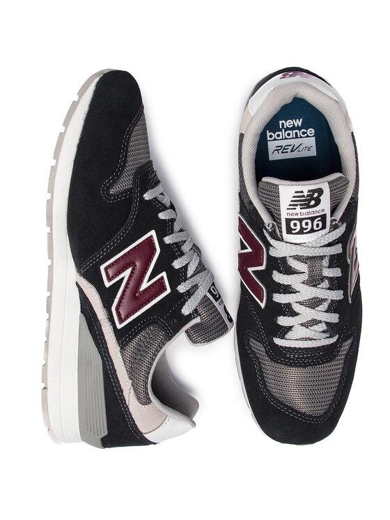 New Balance New Balance Sneakersy MRL996WK Czarny