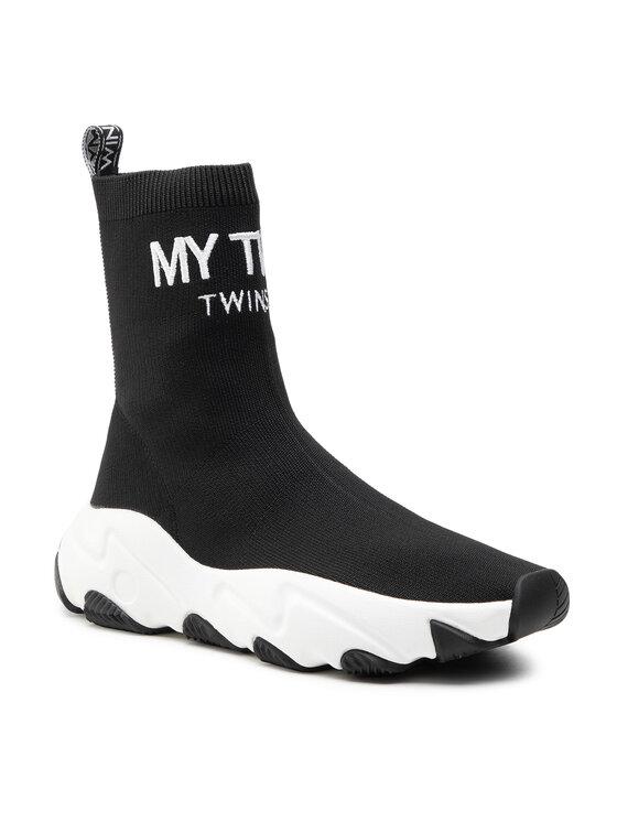 My Twin Laisvalaikio batai Running 202MCP120 Juoda