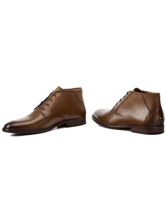 Tommy Hilfiger Tommy Hilfiger Boots Dalton 16A FM56819466 Marron