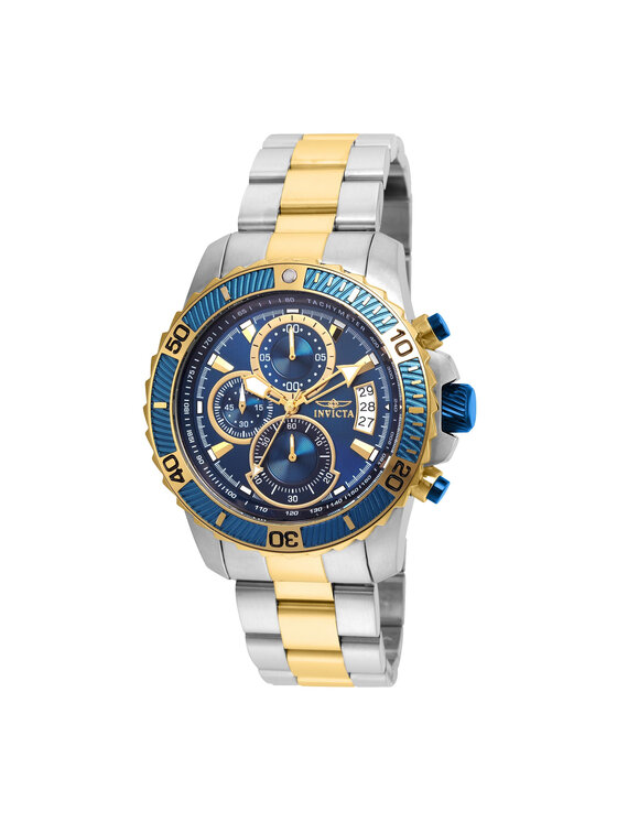Invicta Watch Laikrodis 22415 Sidabrinė