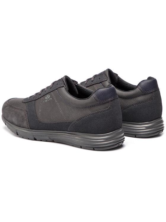 Geox Geox Laisvalaikio batai U Dynamic A U8476A 0MEAF C9004 Pilka