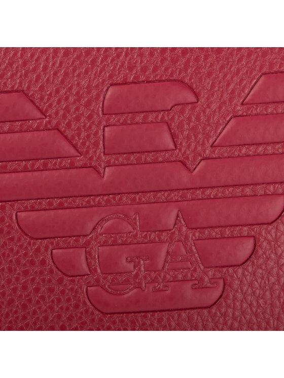 Emporio Armani Emporio Armani Geantă Y3E148 YGF8B 80133 Roșu