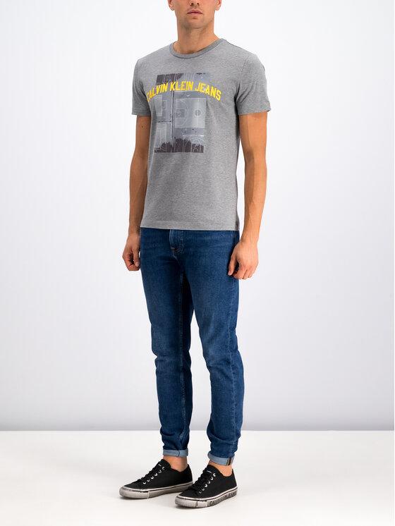 Calvin Klein Jeans Calvin Klein Jeans Tenisówki Deangelo B4S0112 Czarny