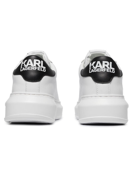 KARL LAGERFELD KARL LAGERFELD Tenisice KL62530 Bijela