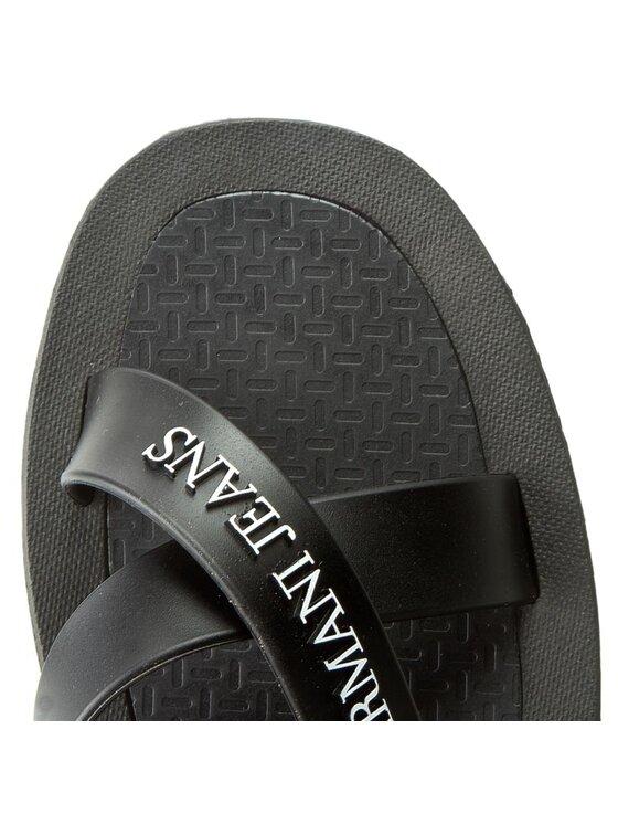 Armani Jeans Armani Jeans Чехли 935598 CC569 00020 Черен