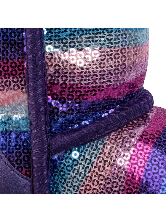 Ugg Ugg Buty T Classic II Sequin Rainbow 1103622T Kolorowy