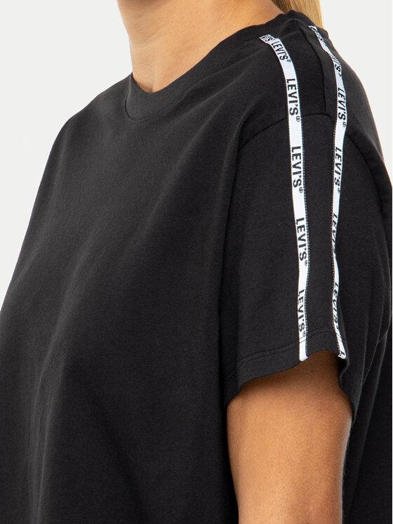 Levi's® Levi's® Tricou Varsity Tee 68979-0007 Negru Regular Fit