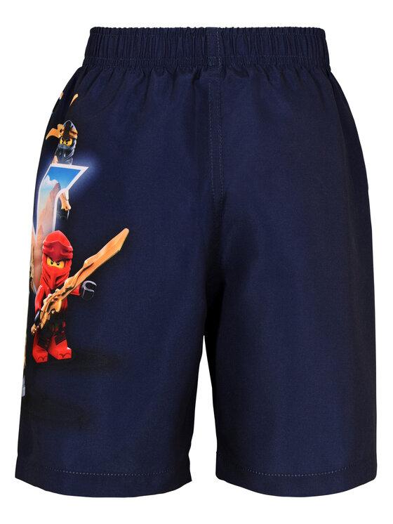 LEGO Wear LEGO Wear Badeshorts Cm 51359 22452 Blau Regular Fit