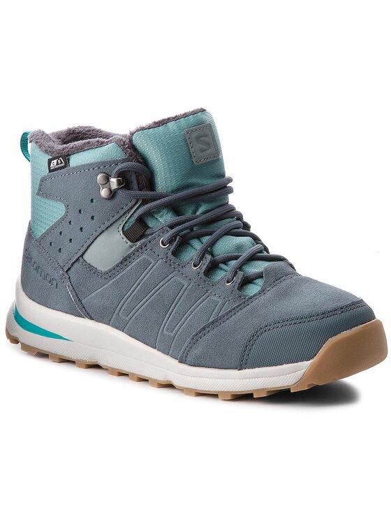 Salomon Auliniai batai Utility Ts Cswp J 404787 14 W0 Tamsiai mėlyna