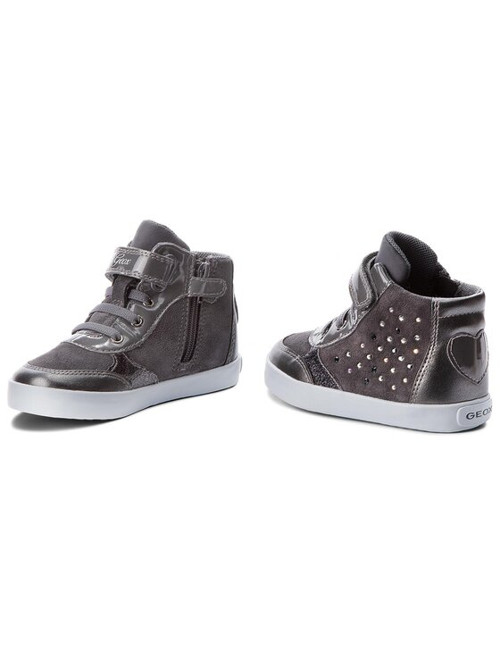 Geox Geox Sneakersy B Kilwi G.B B84D5B 022HI C9002 S Szary