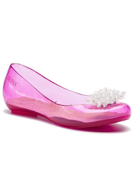 Balerini dama Guess FJMME3 RUB02 roz