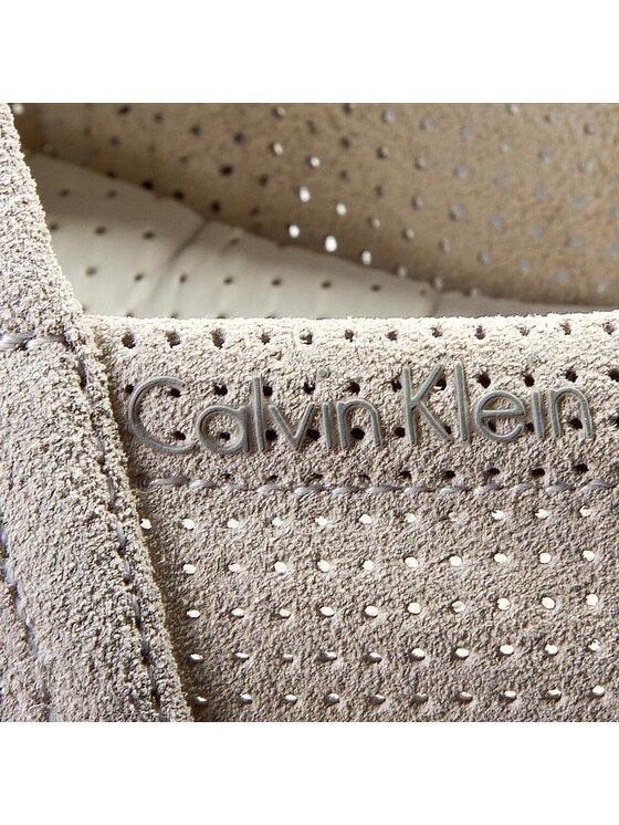 Calvin Klein Jeans Calvin Klein Jeans Półbuty Effie RE9210 Beżowy