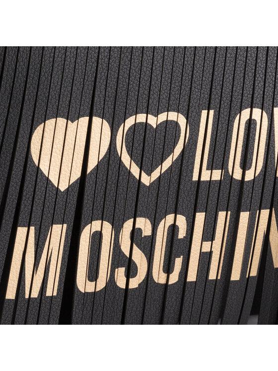 LOVE MOSCHINO LOVE MOSCHINO Plecak JC4103PP18LS0000 Czarny