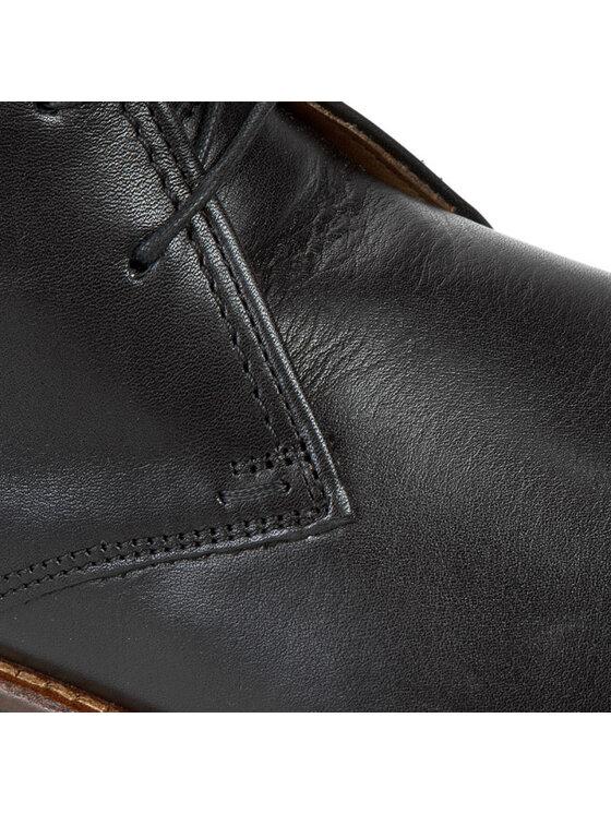 Lloyd Lloyd Обувки Hengelo 24-620-40 Черен