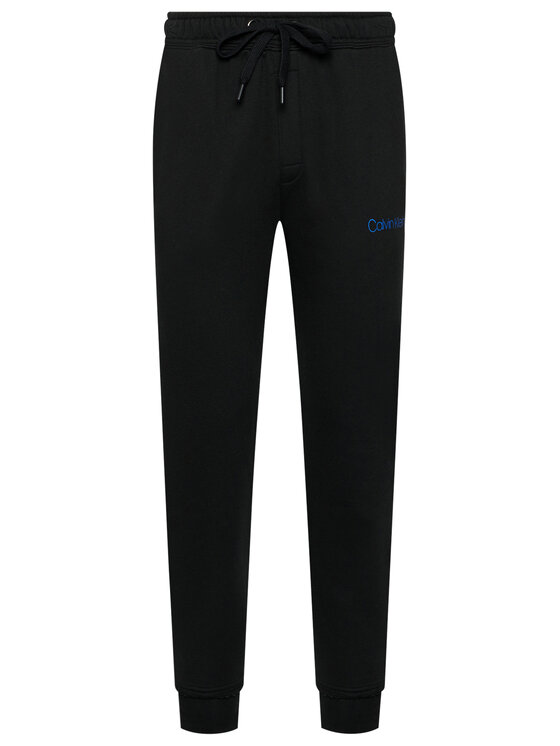 Calvin Klein Underwear Calvin Klein Underwear Spodnie dresowe 000NM2167E Czarny Regular Fit