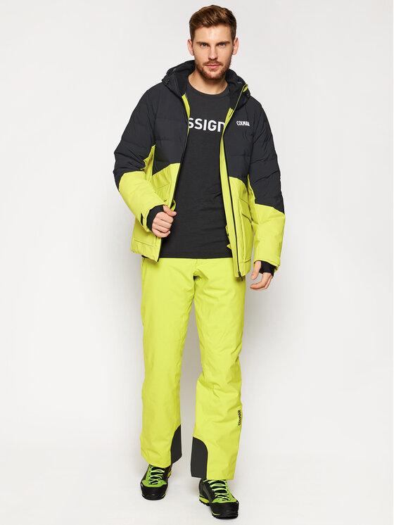 Colmar Colmar Kurtka narciarska 1061 7VC Żółty Regular Fit