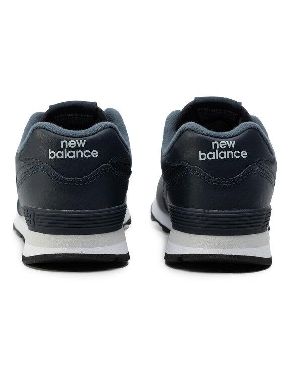 New Balance New Balance Sneakersy YV574ERV Granatowy