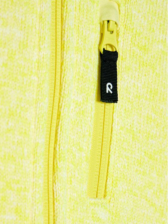 Reima Reima Polar Maaret 536466 Żółty Regular Fit