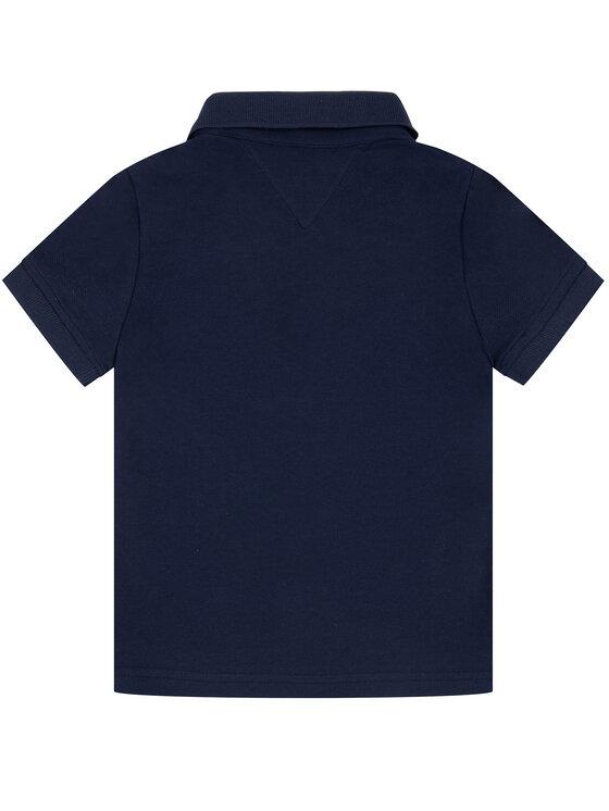 Tommy Hilfiger Tommy Hilfiger Polohemd Essential KB0KB05434 M Dunkelblau Regular Fit
