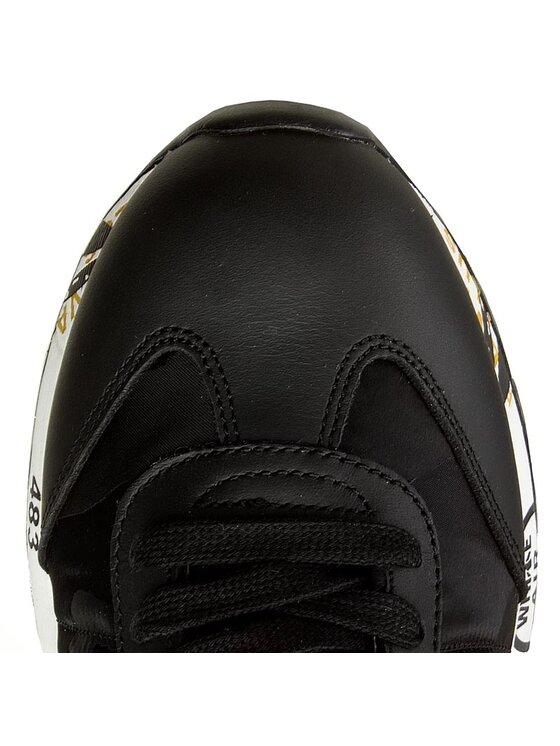 Premiata Premiata Sneakers Lucy-D 1647 Schwarz