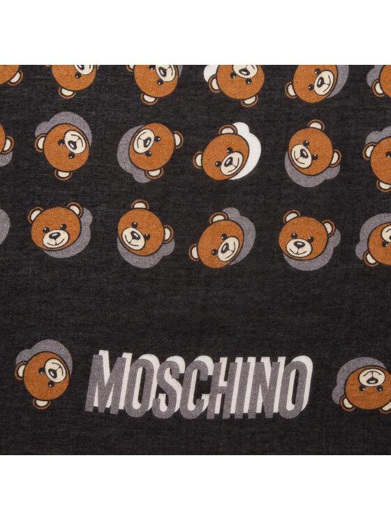 MOSCHINO MOSCHINO Szal 03282 M2059 Czarny