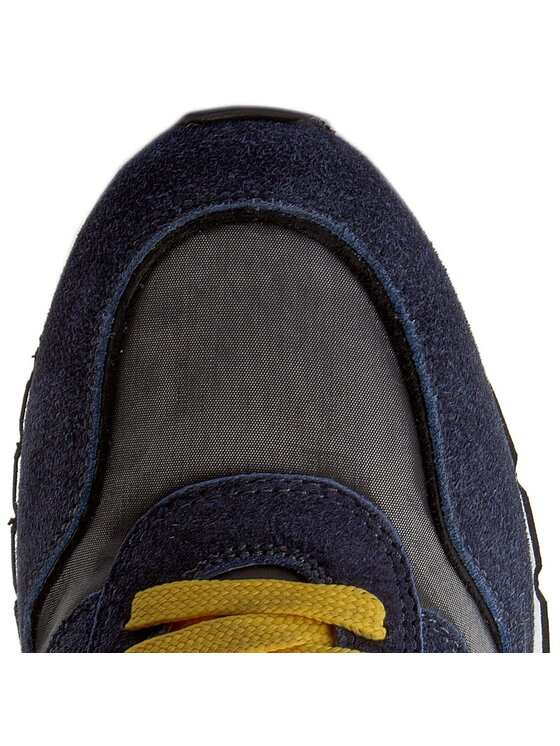 Voile Blanche Voile Blanche Sneakers Liam Power 0012011715.01.9108 Blu scuro