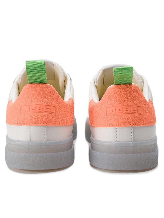 Diesel Diesel Sneakersy S-Clever Low Y01748 P2282 H7121 Biały