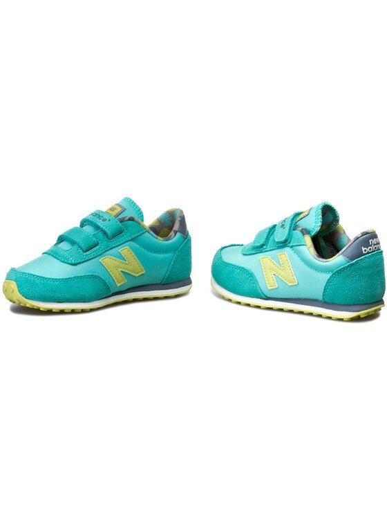 New Balance New Balance Sneakersy KE410Z5Y Zielony