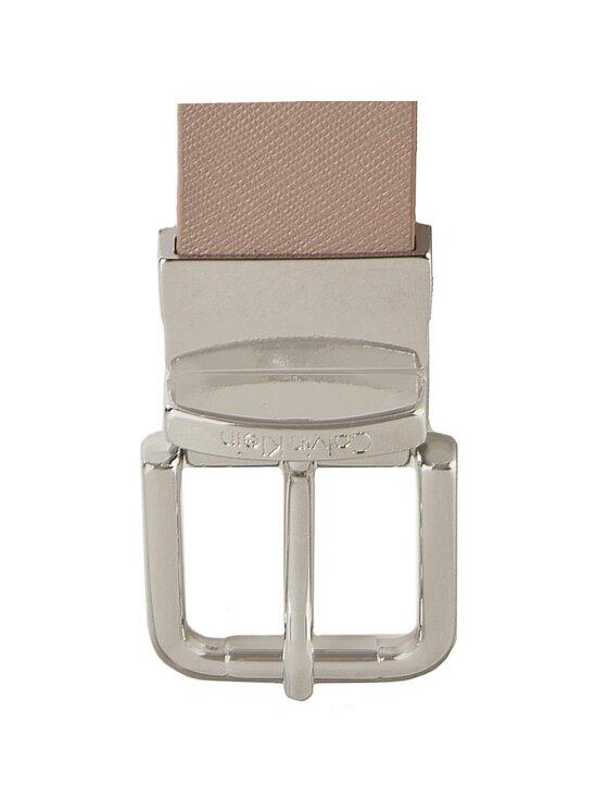Calvin Klein Calvin Klein Cintura da donna Sofie Reversible K60K601077 80 Beige