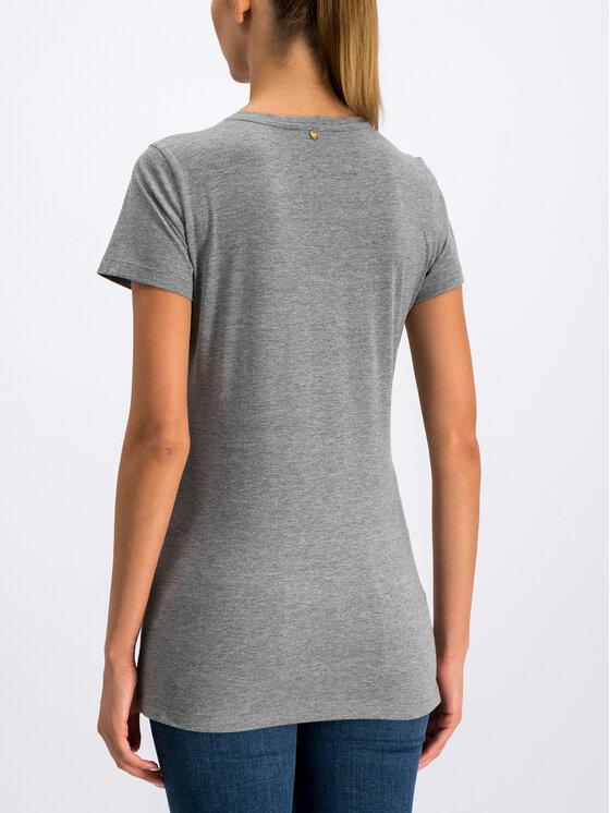 Silvian Heach Silvian Heach T-Shirt CVA19387TS Γκρι Regular Fit