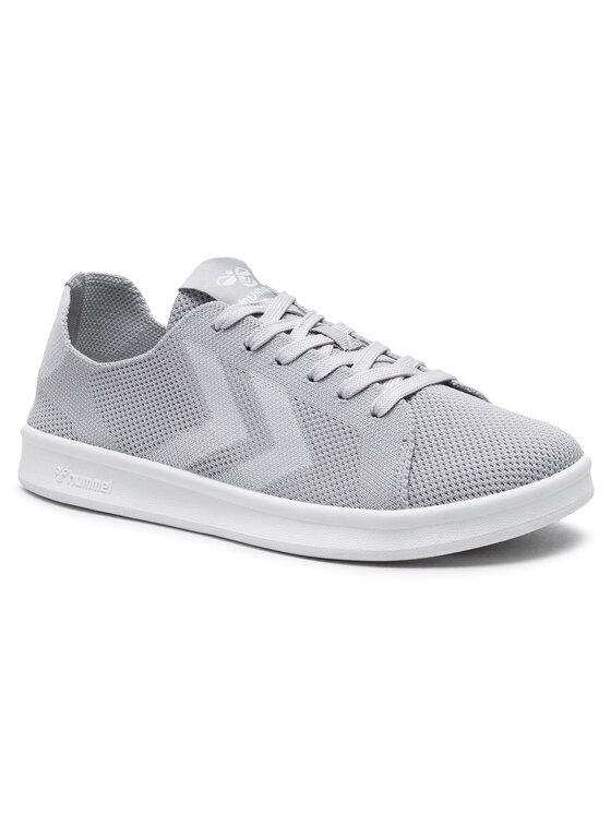 Hummel Laisvalaikio batai Busan Knit 211897-2509 Pilka