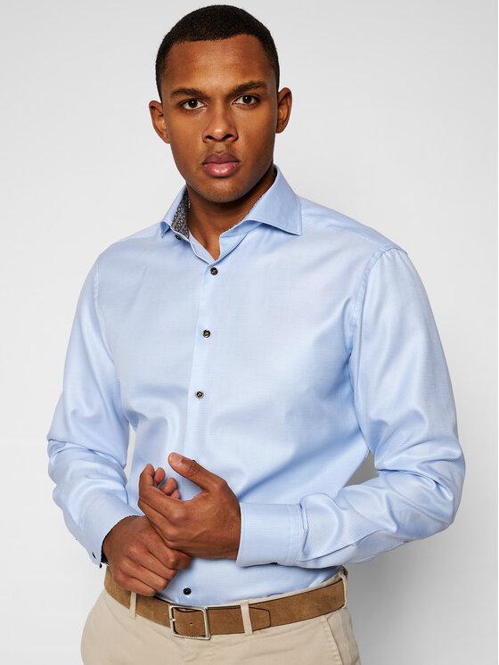 Stenströms Marškiniai 684111 2397 Mėlyna Regular Fit